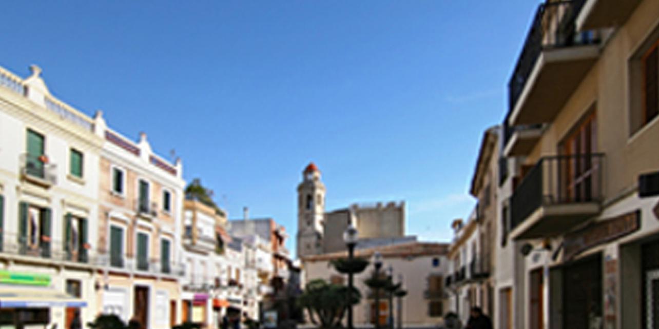 Mercado Municipal de Calella