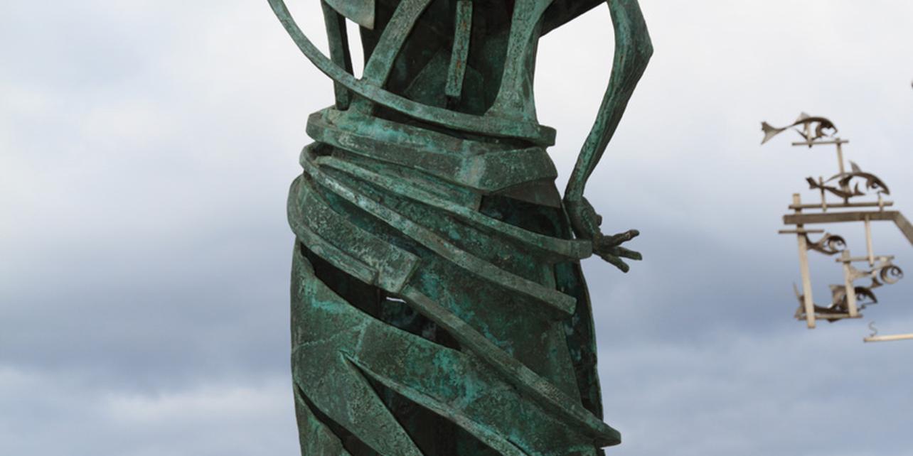 Monumento a la Marinera