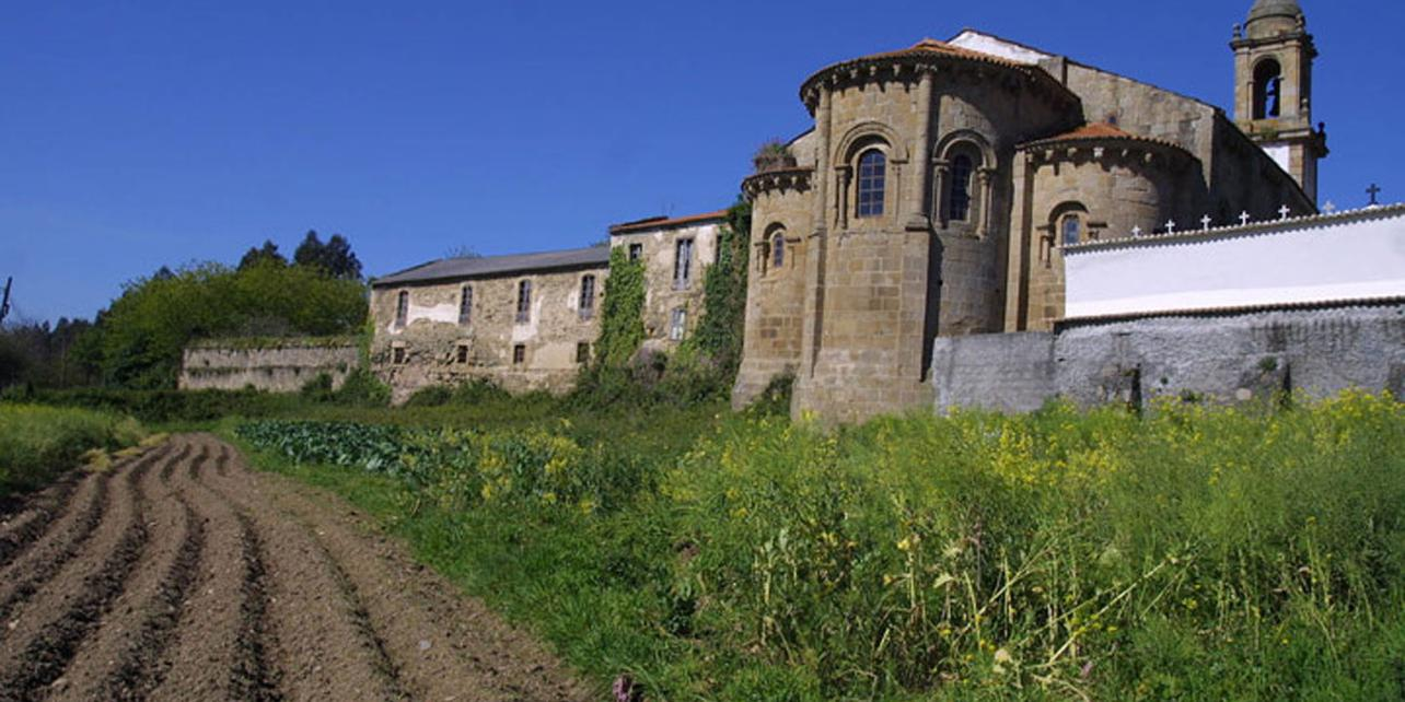 Monasterio de San Martín de Xuvia