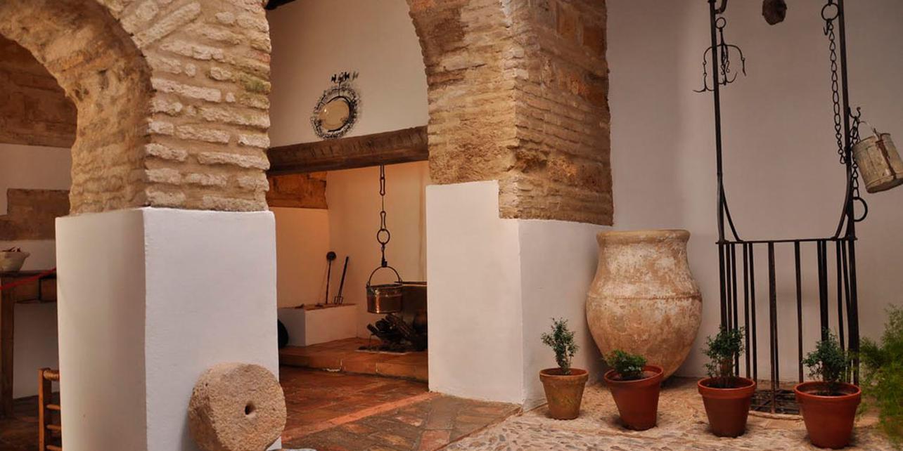Casa de Las Cabezas