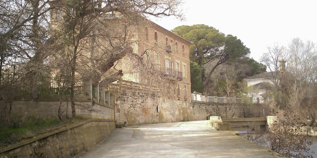 Palacio de Carlos V en El Bocal