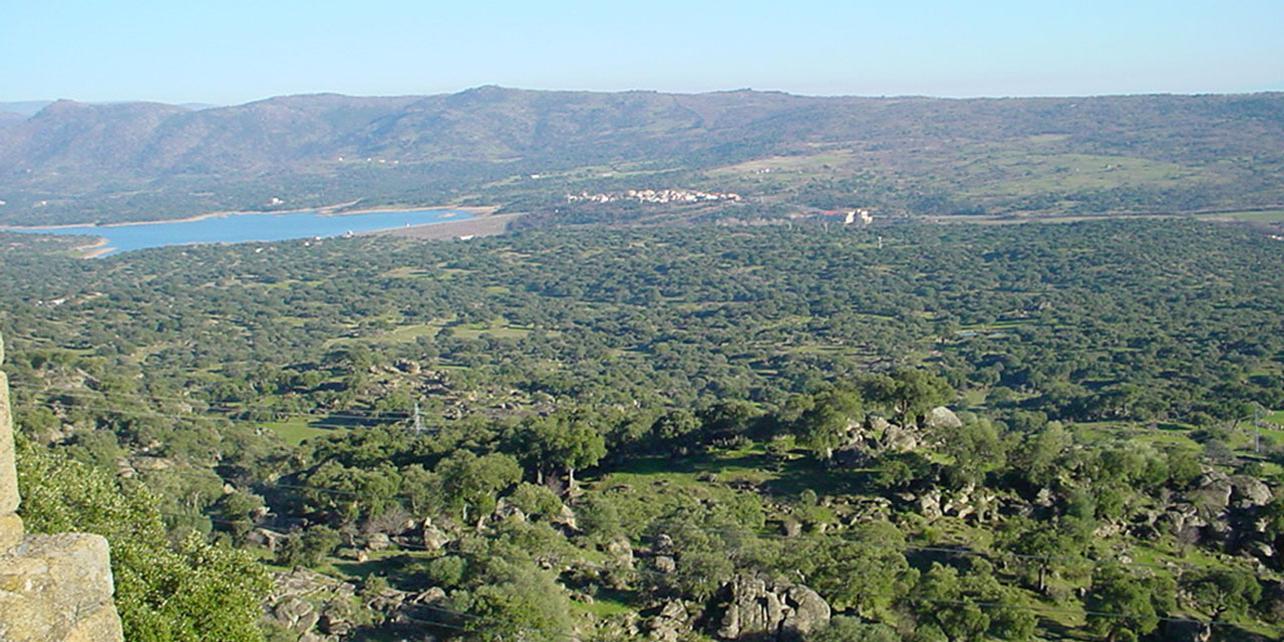 Paisaje protegido Monte Valcorchero y Sierra del Gordo