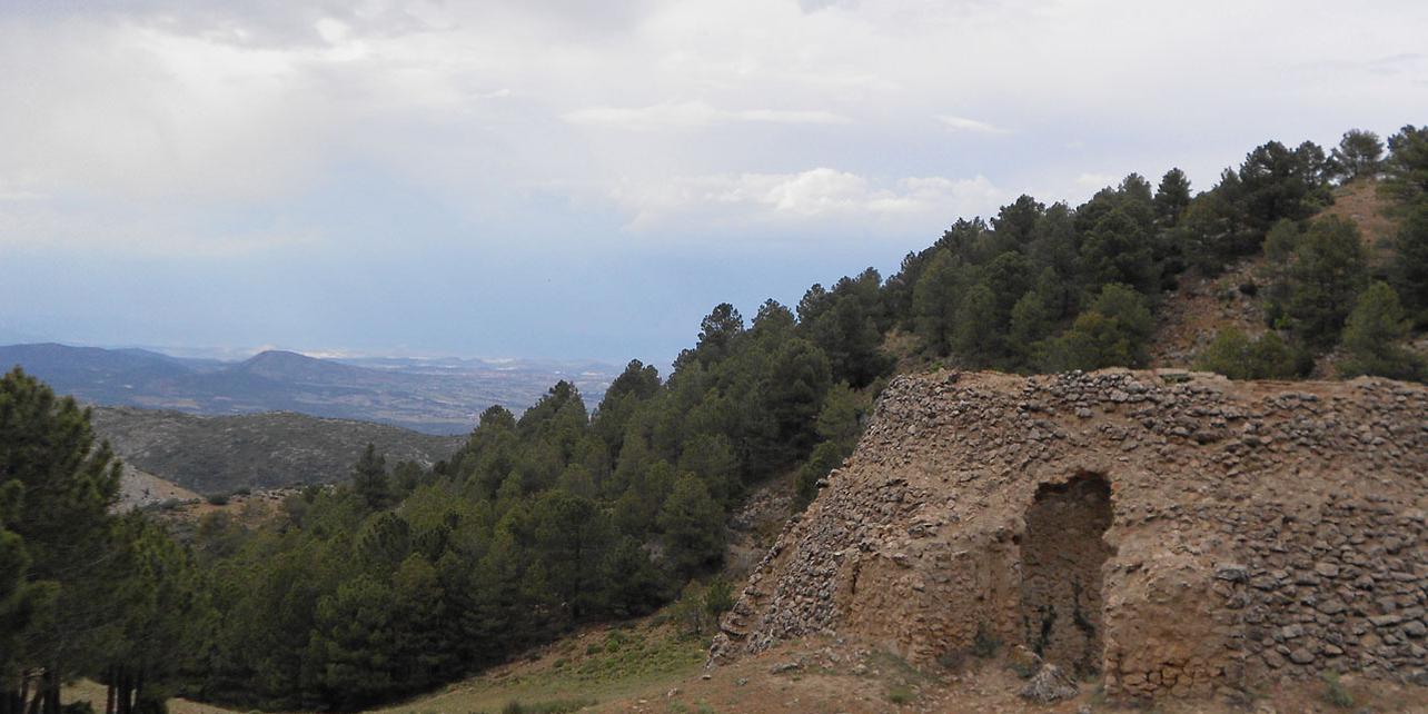 Parque Natural de Sierra Espuña