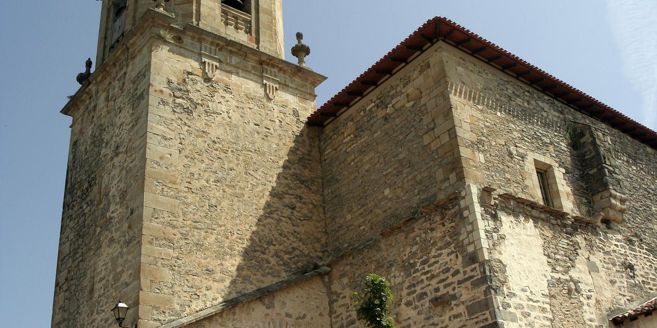 Parroquia de Santa María de Betolaza