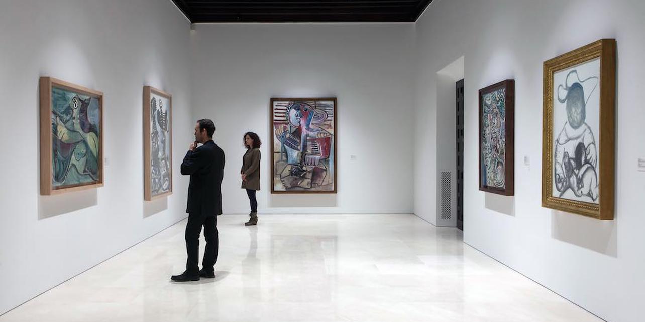 Resultado de imagen de museo picasso malaga