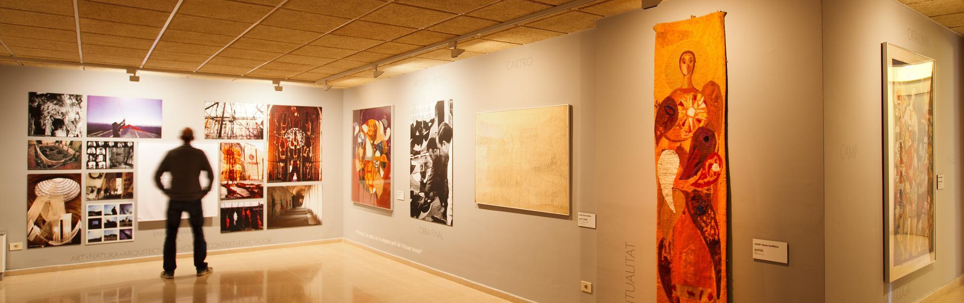 Museo del Tapiz Contemporáneo Casa Aymat