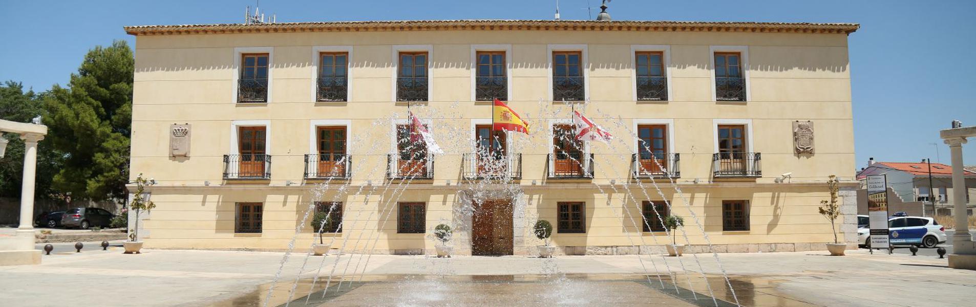 Palacio de los Duques de Riánsares