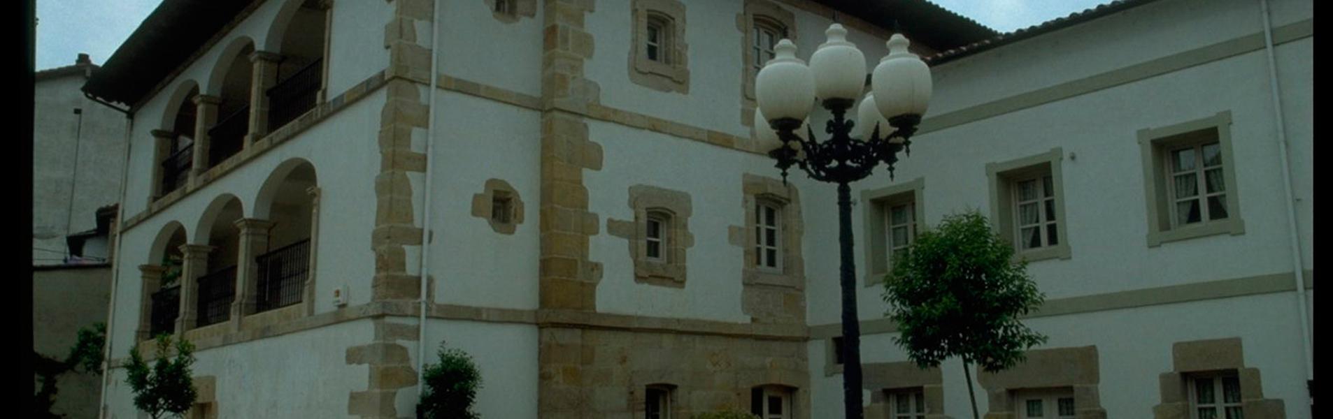Palacio de Zalbidegoitia