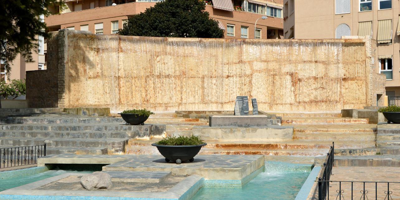 Parque municipal Sant Joan d'Alacant