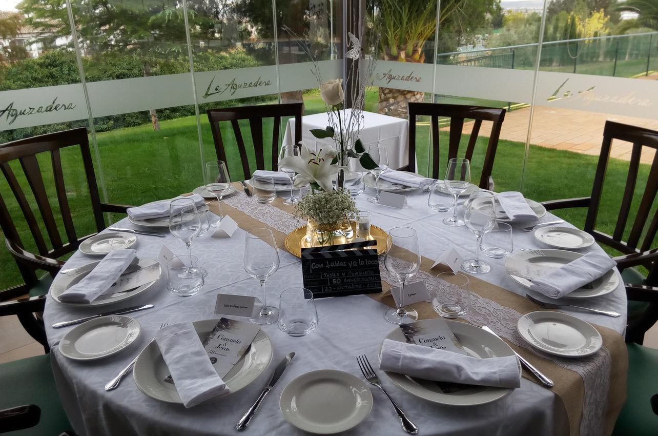 Foto cedida por el restaurante La Aguzadera.