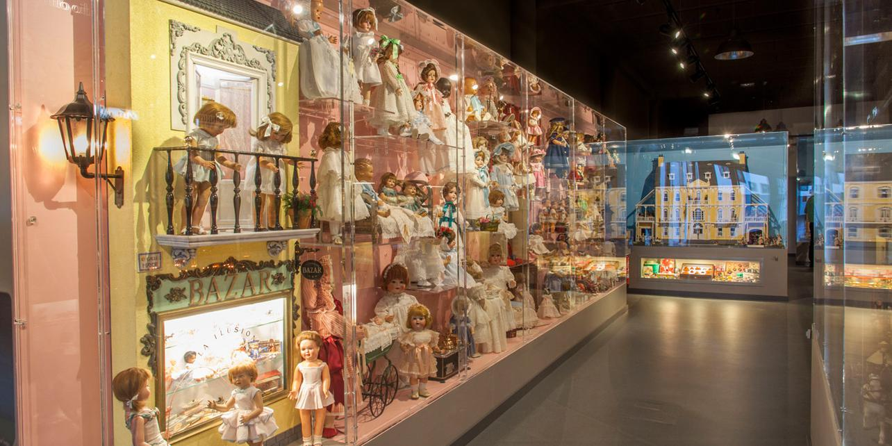 Museo del juguete de Urrea de Gaén