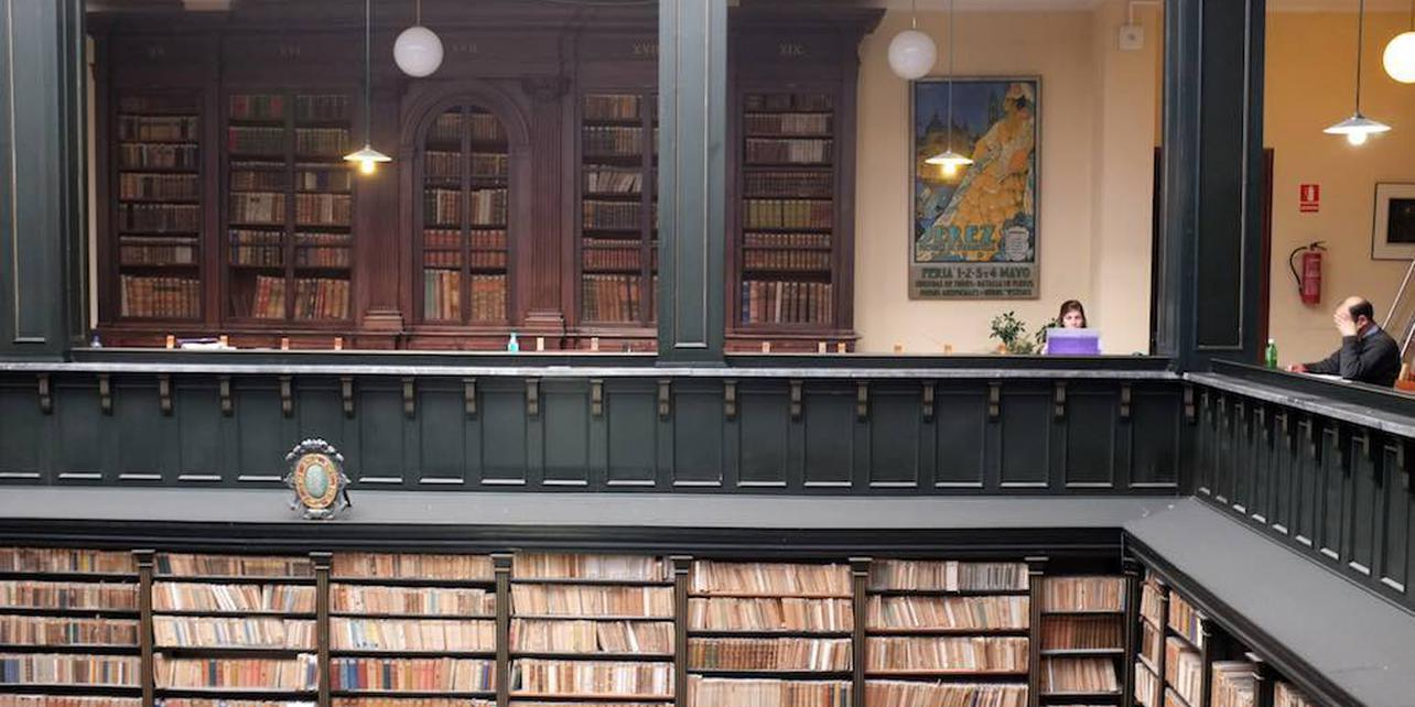 Biblioteca-Archivo Municipal de Jerez de la Frontera