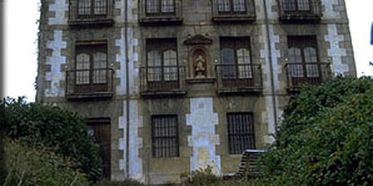 Palacio de Chirapozu