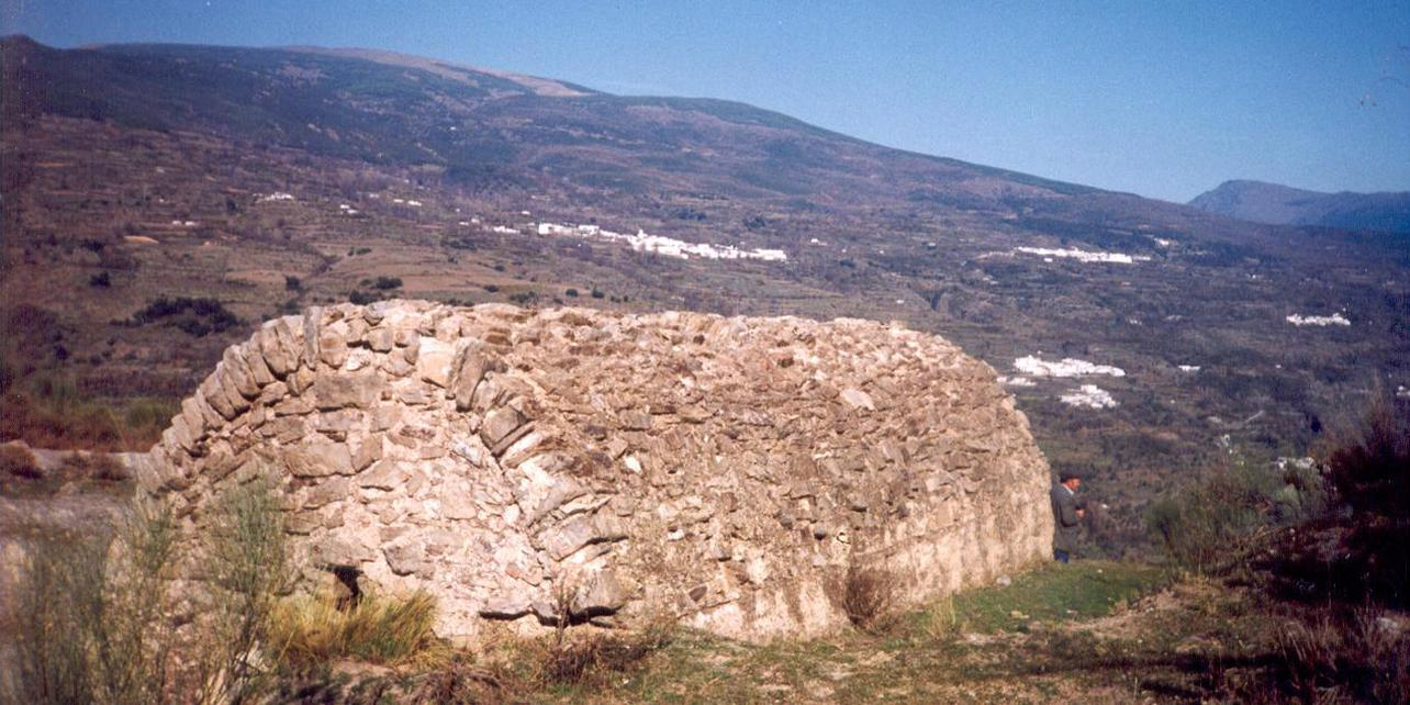 Aljibe medieval de Campuzano
