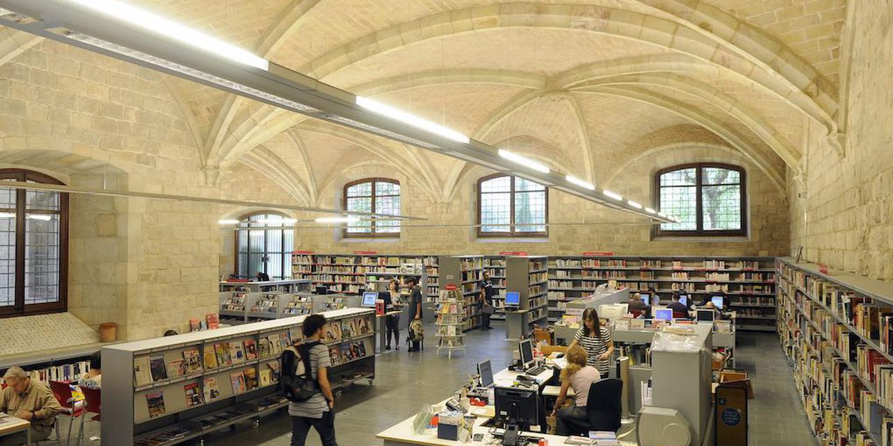 Biblioteca Sant Pau-Santa Creu
