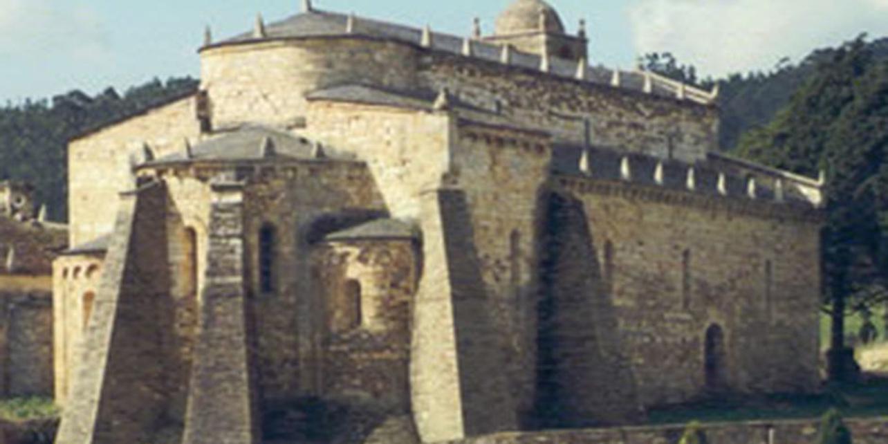 Basílica de San Martiño de Mondoñedo