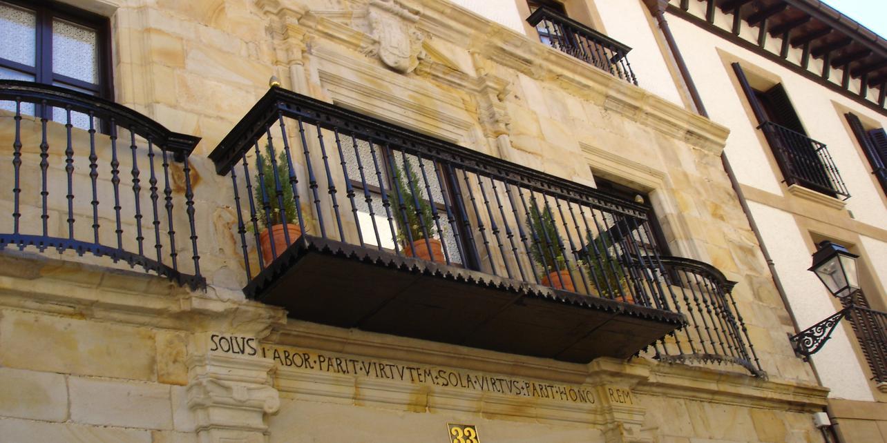 Palacio de Bañez de Artazubiaga