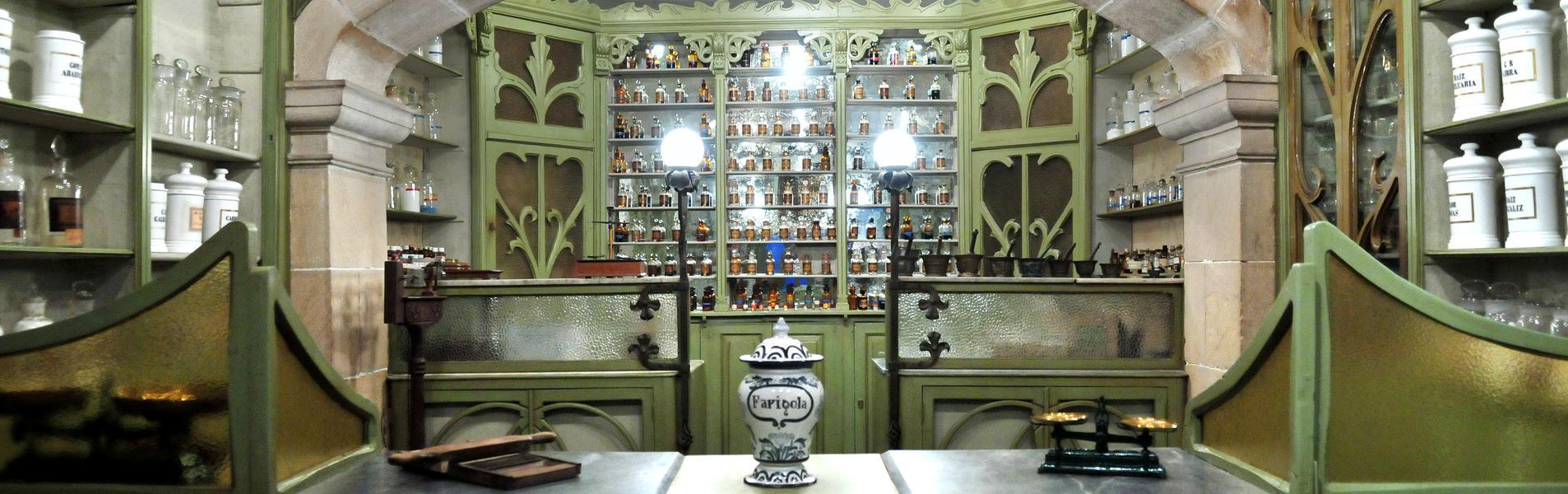 Museo Farmacia Codina