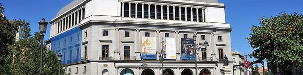 Aida: Teatro Real
