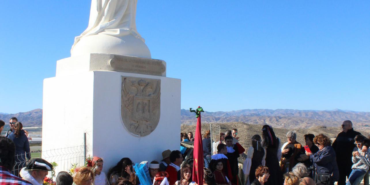 Mirador y ermita en el Cerro del Espíritu Santo