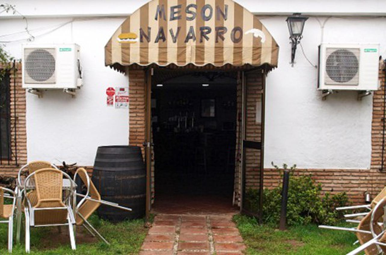 Mesón Navarro RS