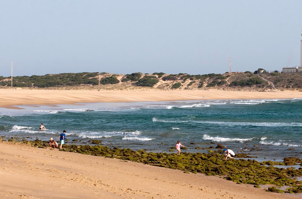 Playas de Faro de Trafalgar. Foto: Gonzalo Höhr.