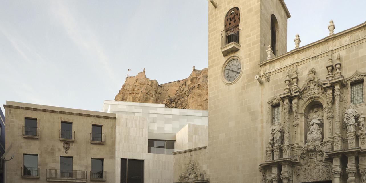 MACA. Museo de Arte Contemporáneo de Alacant