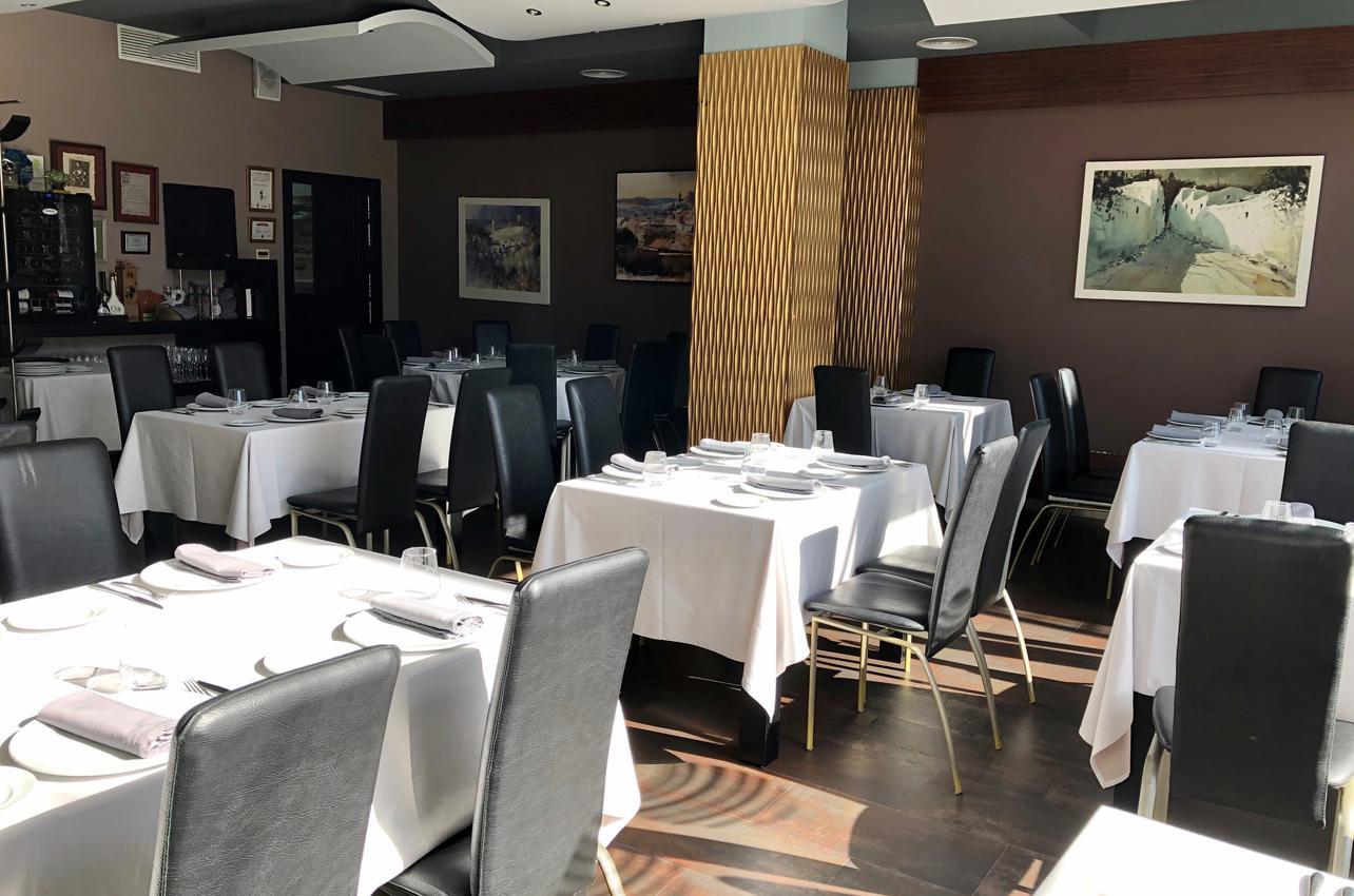 Foto cedida por el restaurante Almocadén.