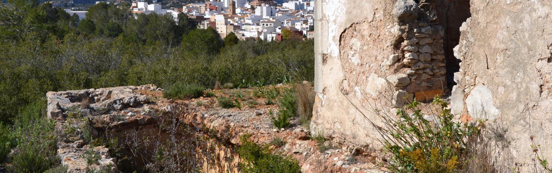 Árboles singulares de Gata de Gorgos