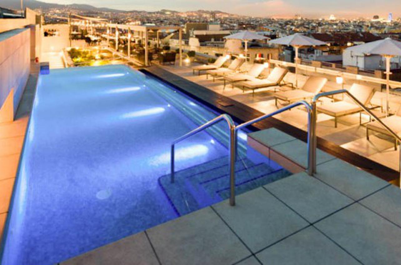 173 Roftop Terrace