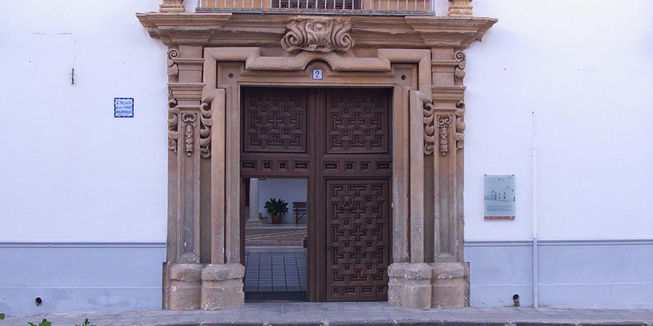 Palacio de los condes de Valdeparaíso