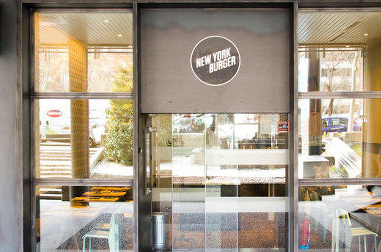 New York Burger - Castellana