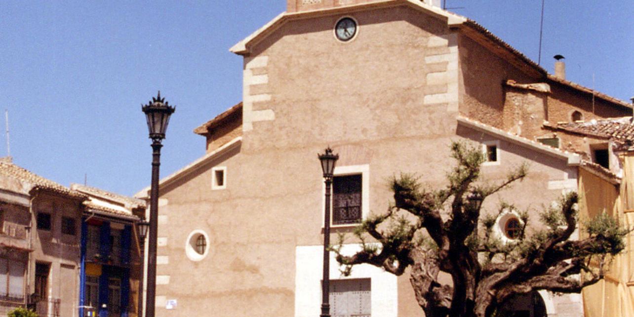 Parroquia de San Joaquín y San Pascual