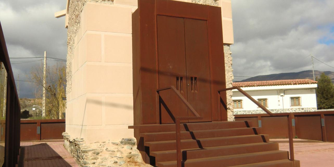 Mausoleo romano de Abla