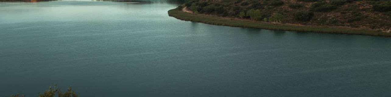 Las lagunas de Ruidera, un oasis en la estepa manchega