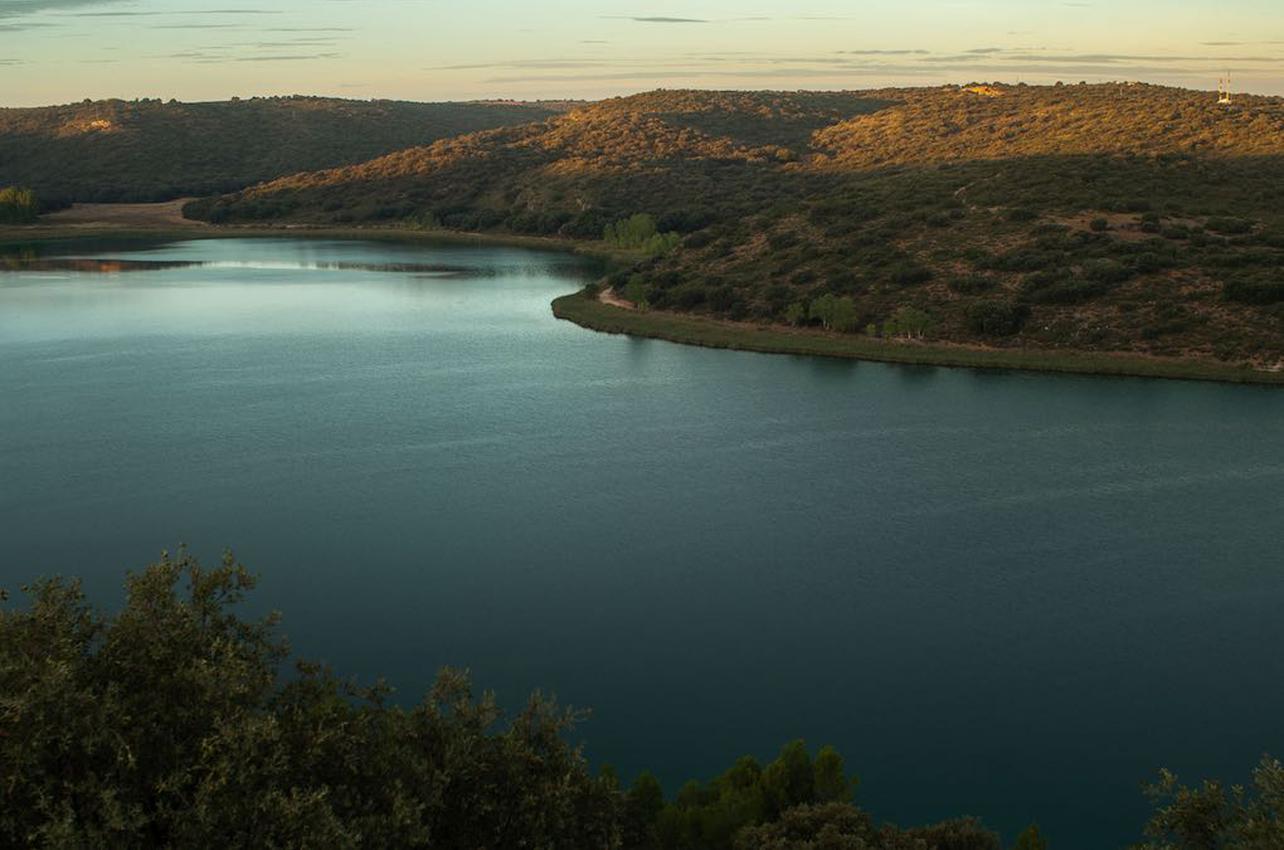 La laguna del Rey forma parte del Parque Natural Lagunas de Ruidera. Foto: Manuel Ruiz Toribio